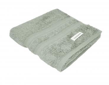 Bademayer Luxus - Frottier Handtuch Größe 48 x 90 cm.  aus 100% Ägyptischer Gekämmter Baumwolle Hellgrün Fusselfrei